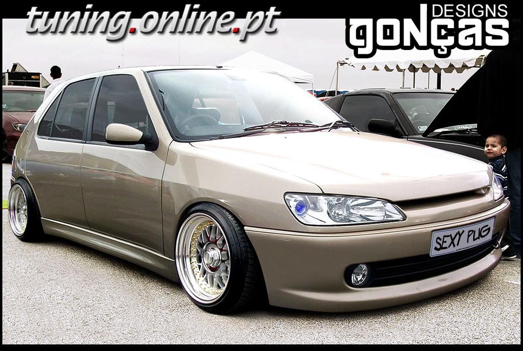 Fotografia De Goncas Peugeot 306 Tuning Online