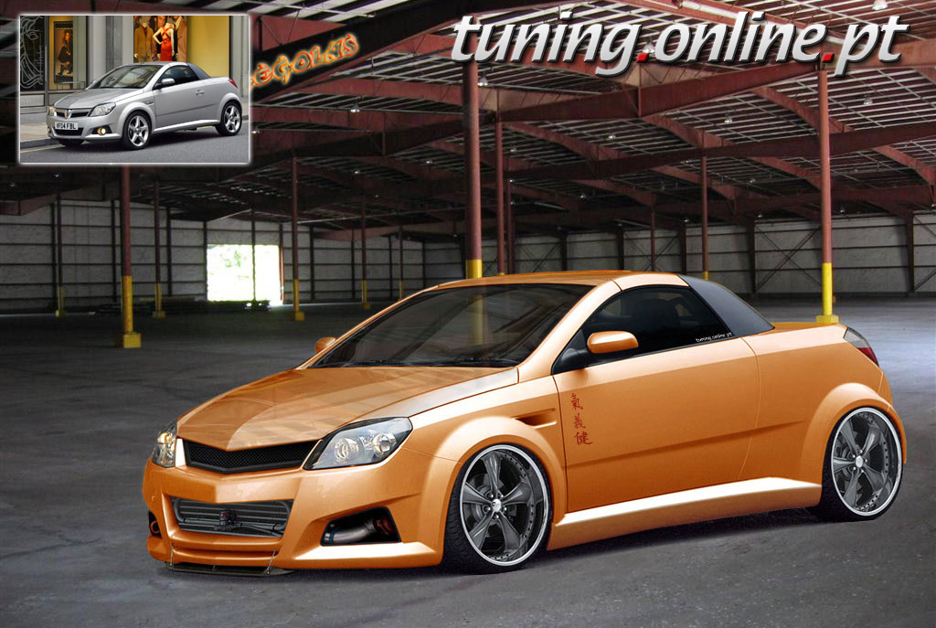 fotografia de opel tigra legolas tuning online. Black Bedroom Furniture Sets. Home Design Ideas