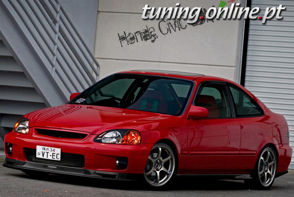 Fotografia De Honda Civic Coupe Peskilveira Tuning Online