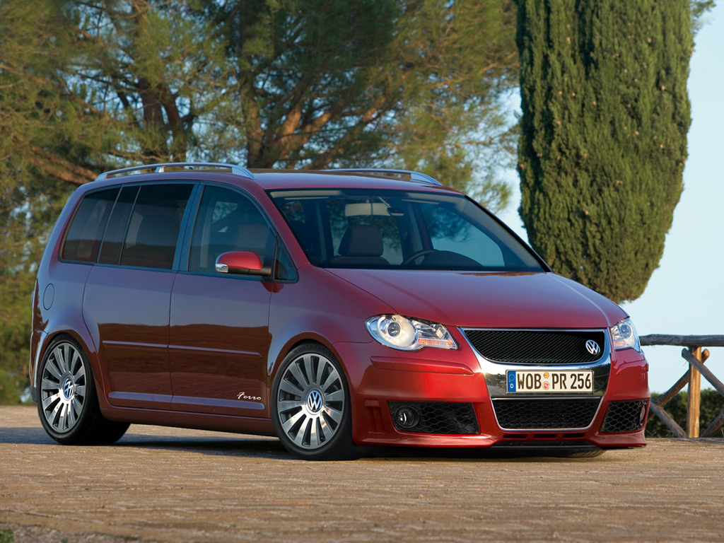 Vw Touran Tuning Pictures to pin on Pinterest