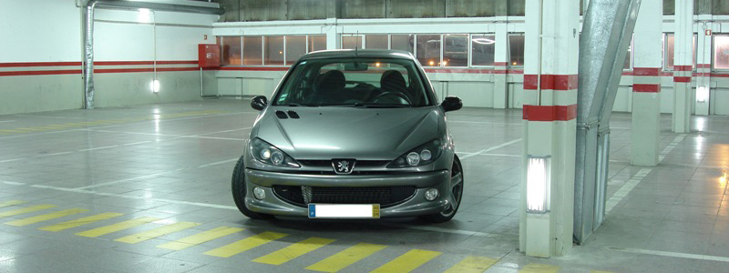 peugeot 206 turbo tuning by spyro. Black Bedroom Furniture Sets. Home Design Ideas