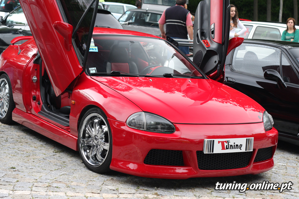 fotografia de honda del sol crx tuning tuning online. Black Bedroom Furniture Sets. Home Design Ideas
