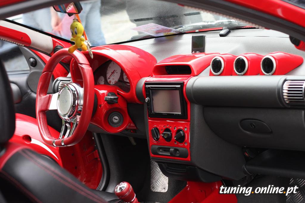 Fotografia de interior tuning opel corsa b tuning online for Opel corsa b interieur