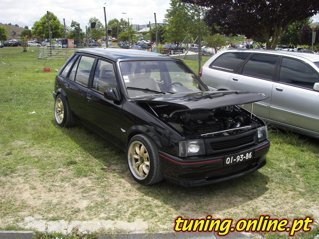 fotografia de maxi tuning 2009 opel corsa a tuning online. Black Bedroom Furniture Sets. Home Design Ideas