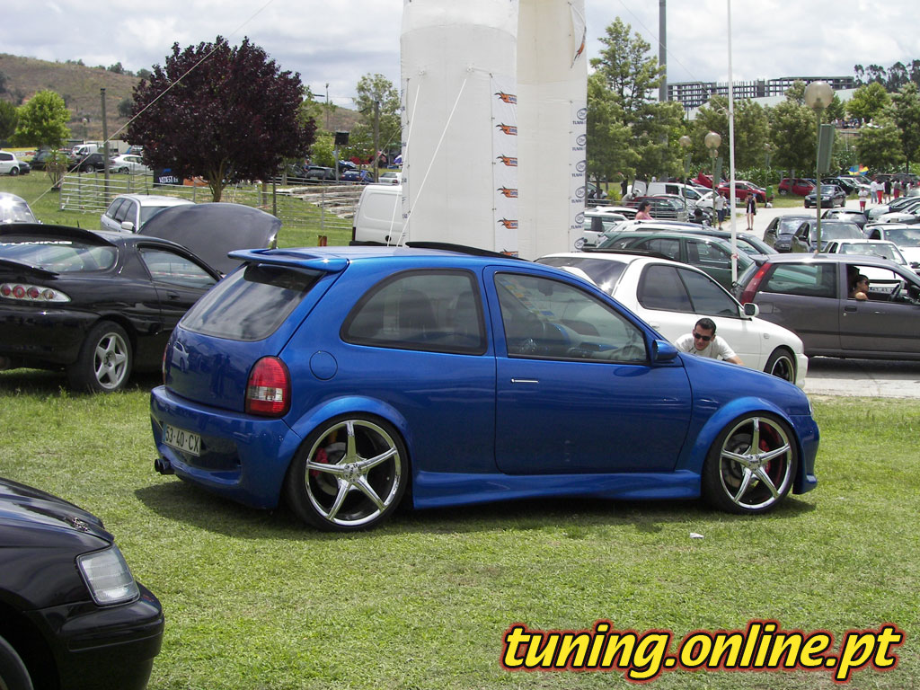 fotografia de maxi tuning 2009 opel corsa b tuning online. Black Bedroom Furniture Sets. Home Design Ideas