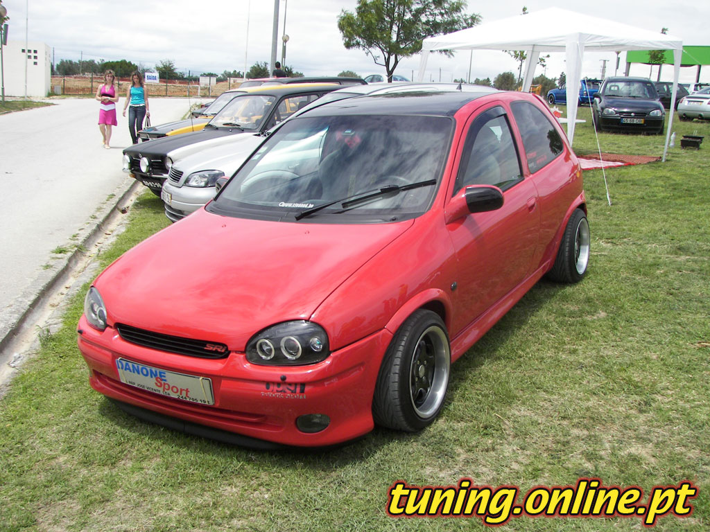 fotografia de maxi tuning 2009 opel corsa tuning online. Black Bedroom Furniture Sets. Home Design Ideas