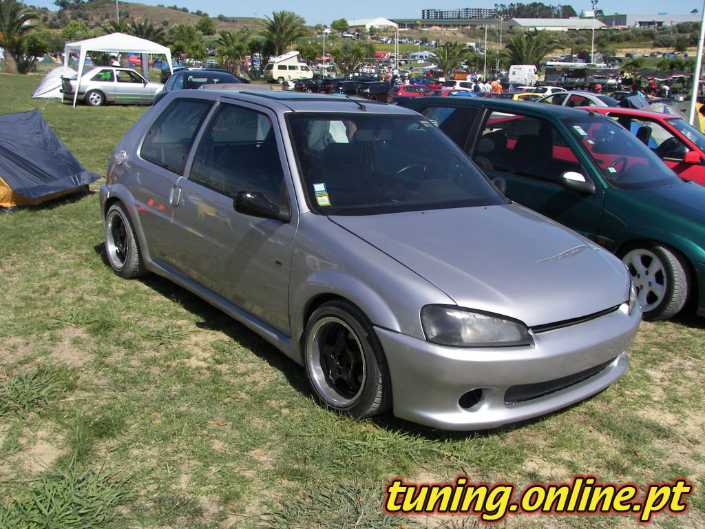 fotografia de maxi tuning 2009 peugeot 106 tuning tuning online. Black Bedroom Furniture Sets. Home Design Ideas