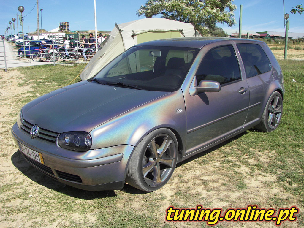 fotografia de maxi tuning 2009 vw golf 4 tuning online. Black Bedroom Furniture Sets. Home Design Ideas