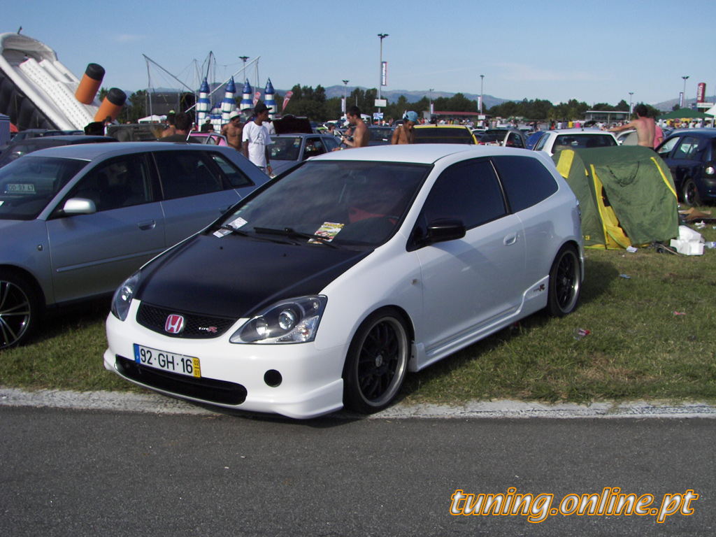fotografia de honda civic type r tuning online. Black Bedroom Furniture Sets. Home Design Ideas