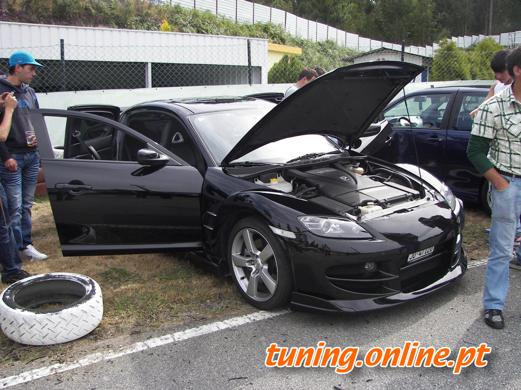 fotografia de mazda rx8 tuning tuning online. Black Bedroom Furniture Sets. Home Design Ideas