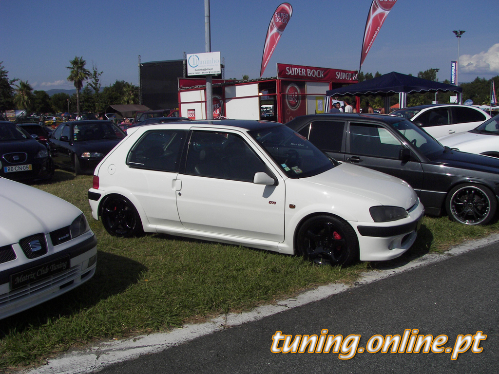 fotografia de peugeot 106 gti tuning tuning online. Black Bedroom Furniture Sets. Home Design Ideas