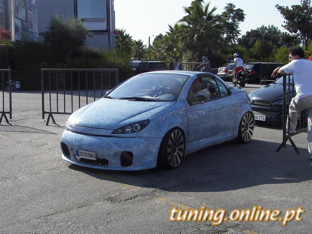 Fotografia De Peugeot 206 Cc Tuning Tuning Online
