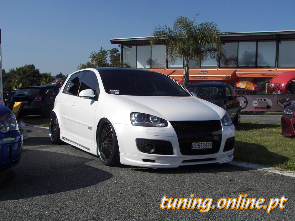 fotografia de vw golf v estoril tuning tuning online. Black Bedroom Furniture Sets. Home Design Ideas