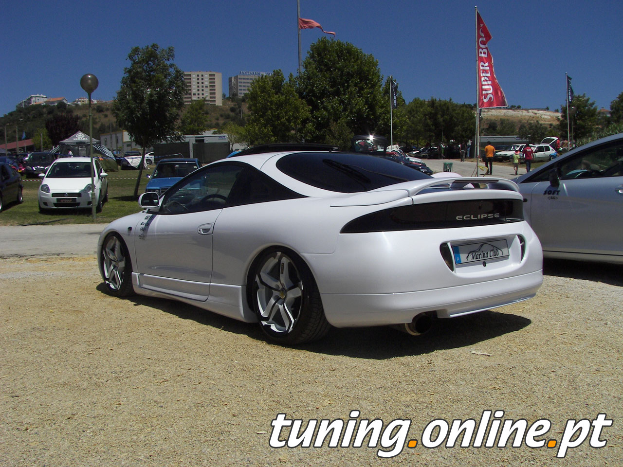 Mitsubishi Eclipse Tuning Pictures to pin on Pinterest
