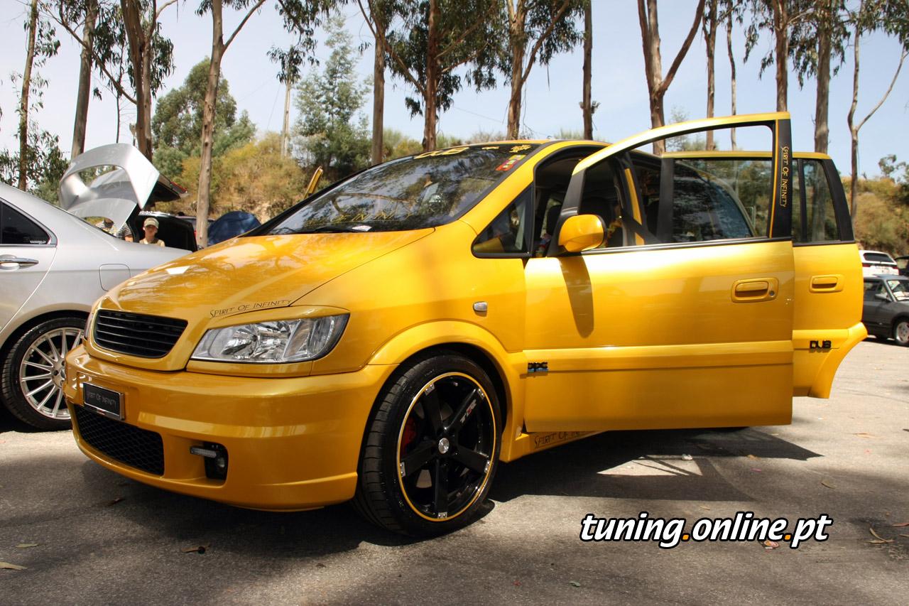 Fotografia De Opel Meriva Lousada Tuning Online