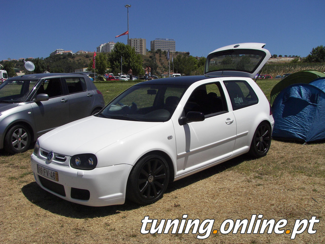 fotografia de vw golf iv tuning online. Black Bedroom Furniture Sets. Home Design Ideas