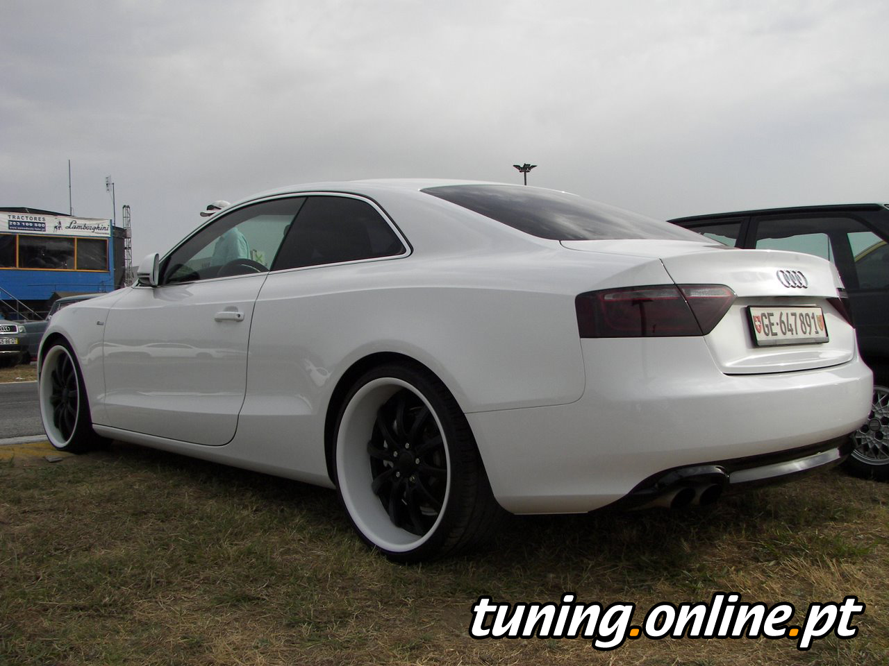 fotografia de tuning braga audi a5 tuning online. Black Bedroom Furniture Sets. Home Design Ideas