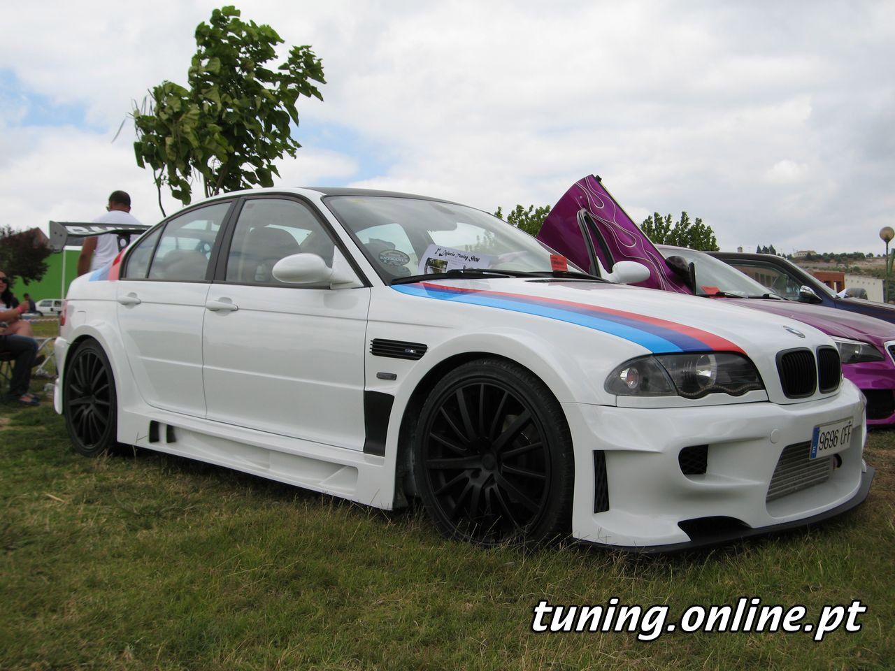 fotografia de bmw e46 tuning tuning online. Black Bedroom Furniture Sets. Home Design Ideas