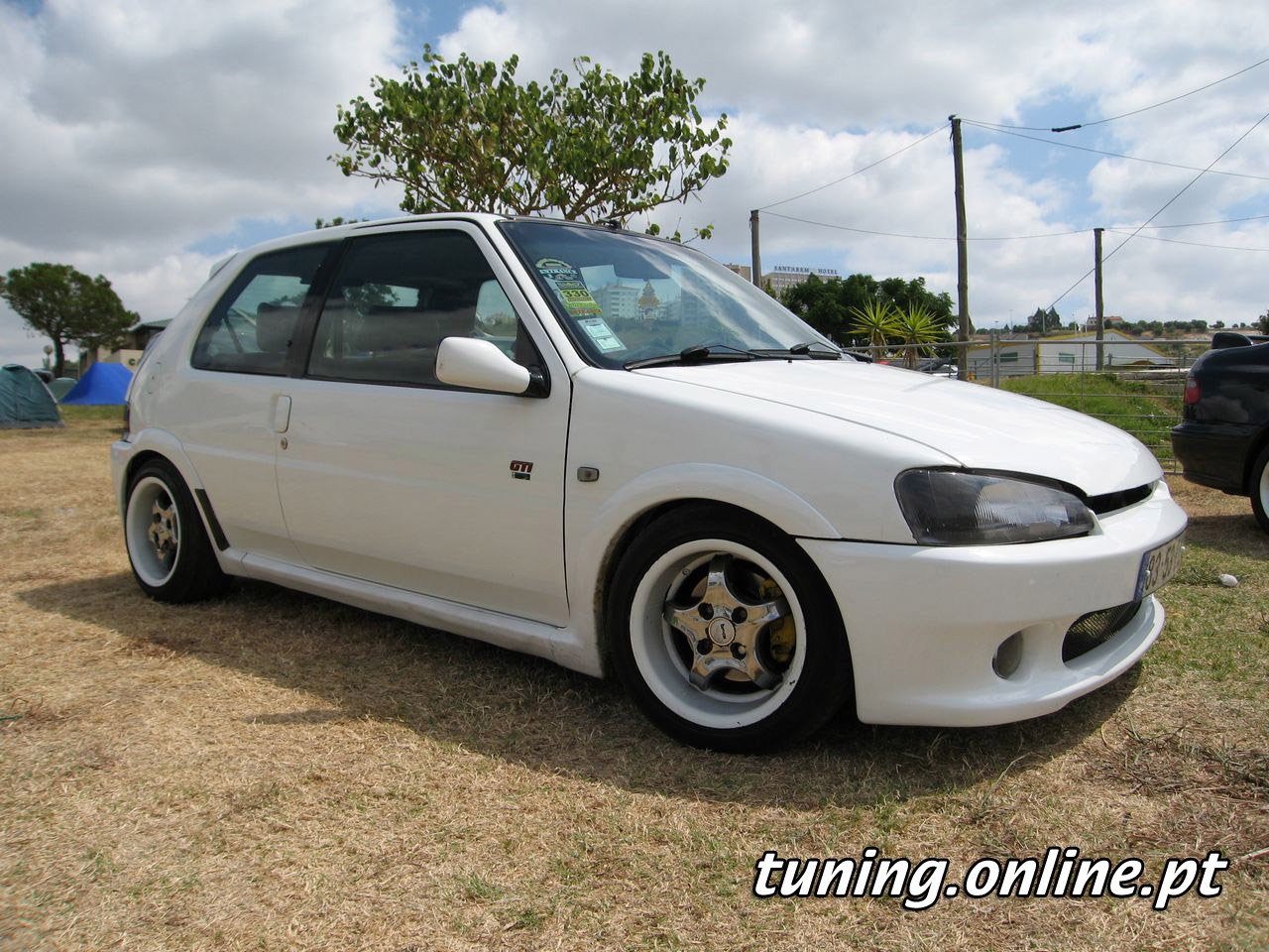 fotografia de peugeot 106 tuning tuning online. Black Bedroom Furniture Sets. Home Design Ideas