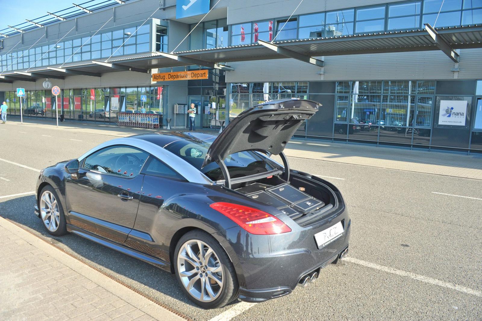 Fotografia De Peugeot Rcz Accesories 7 Tuning Online