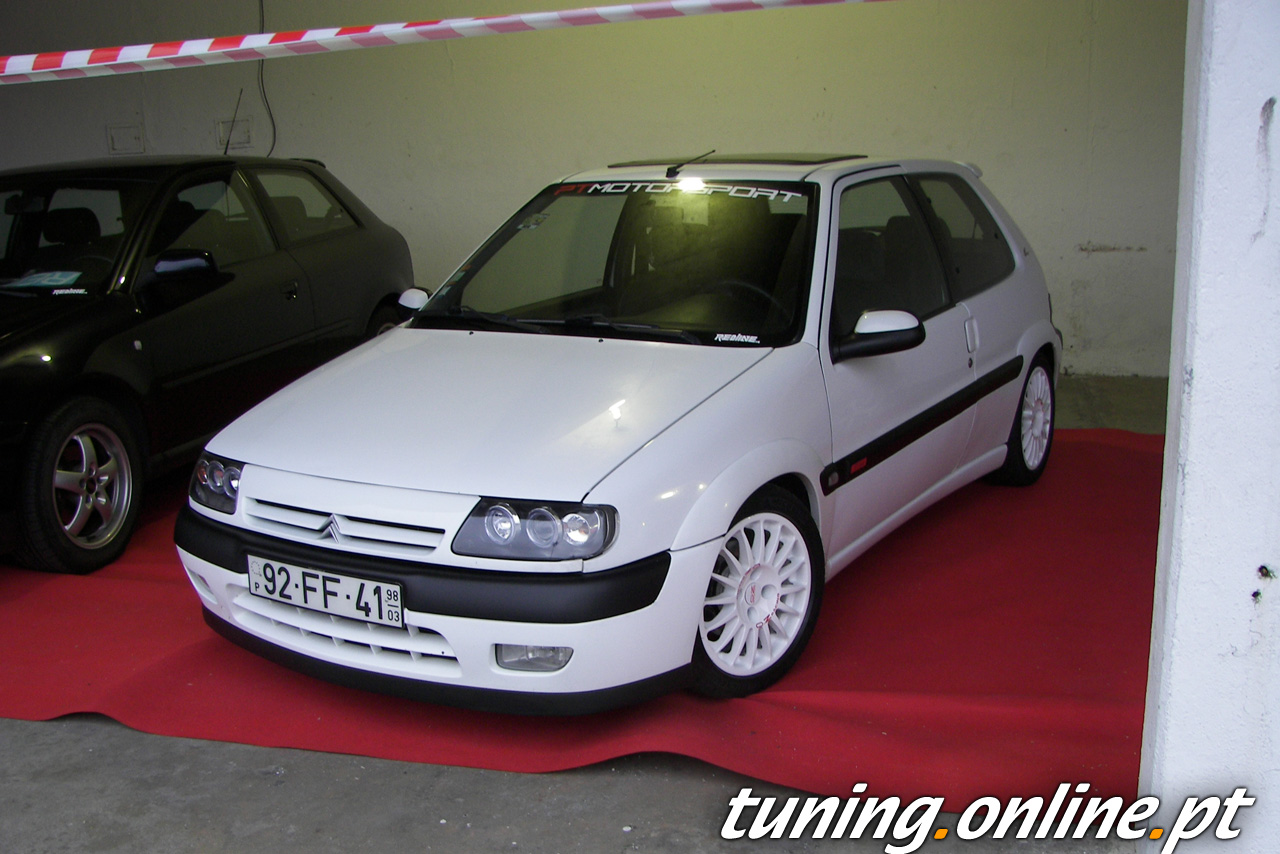 fotografia de citroen saxo tuning tuning online. Black Bedroom Furniture Sets. Home Design Ideas