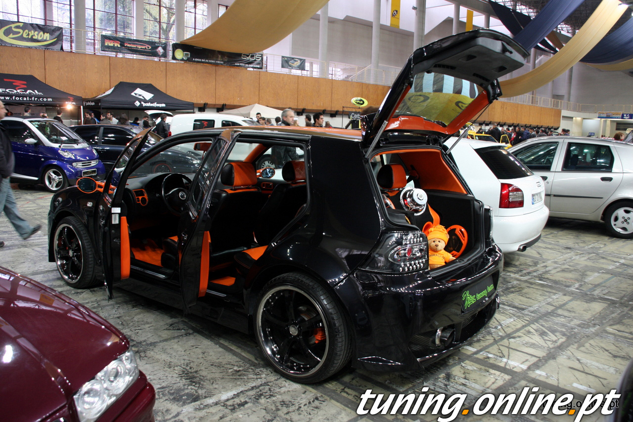 fotografia de vw golf 4 tuning 1 tuning online. Black Bedroom Furniture Sets. Home Design Ideas