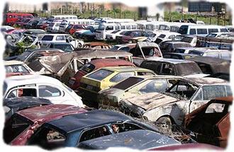 Incentivo ao abate de carros usados