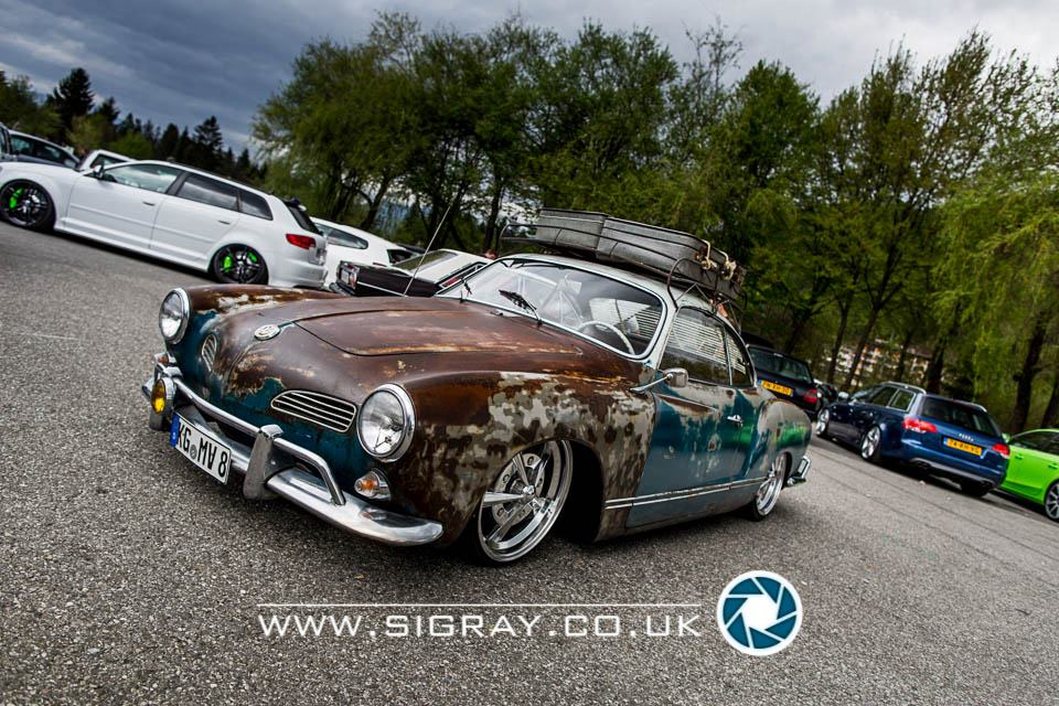 fotografia de worthersee 2013 karmann ghia tuning online. Black Bedroom Furniture Sets. Home Design Ideas
