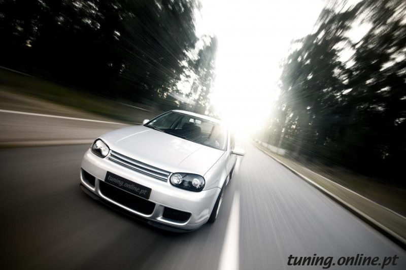 VW Golf TDI Euro look