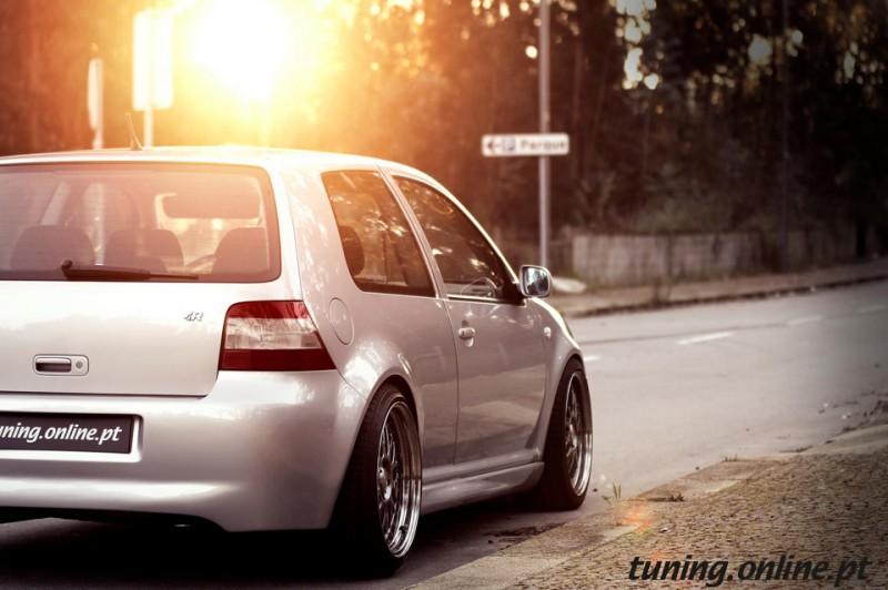 VW golf jantes 18