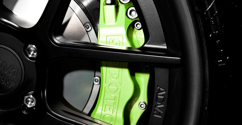 brake kit tuning