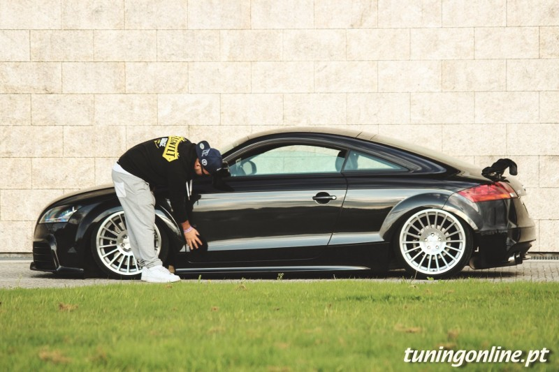 audi-tt stance project Dinittoh Ribeiro