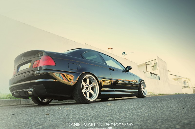 BMW E46 tuning