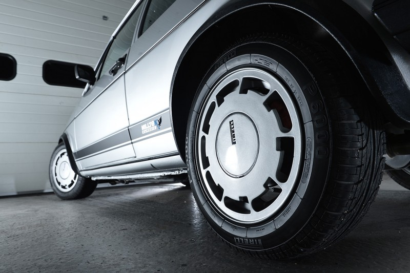 Pirelli p-slot wheels