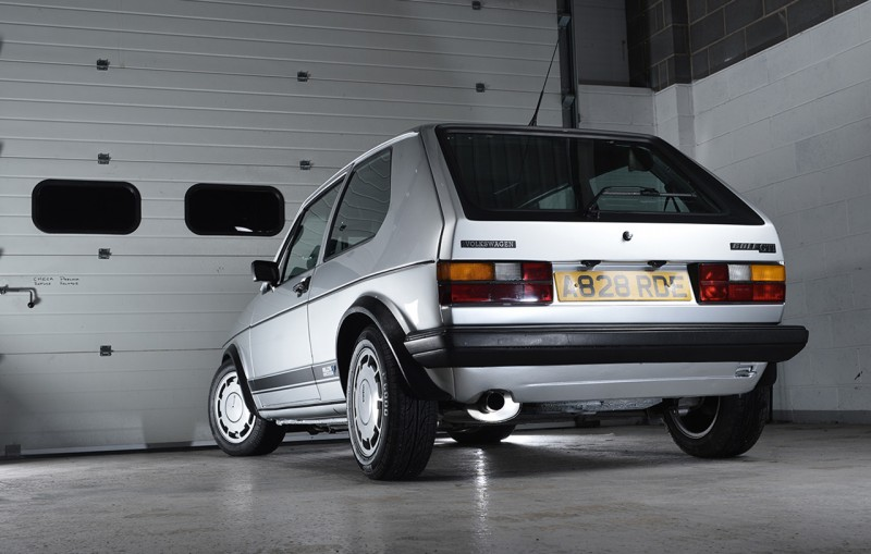 VW GOLF mk1 campaign edition milltek