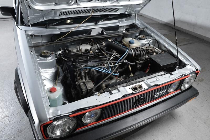 motor VW Golf GTI Original