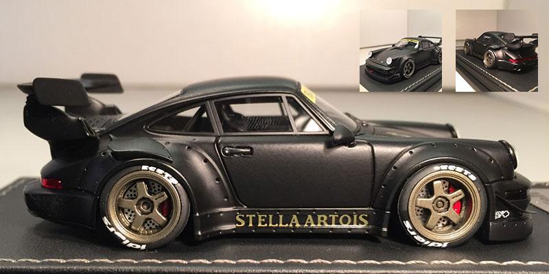 Porsche RWB 1:43
