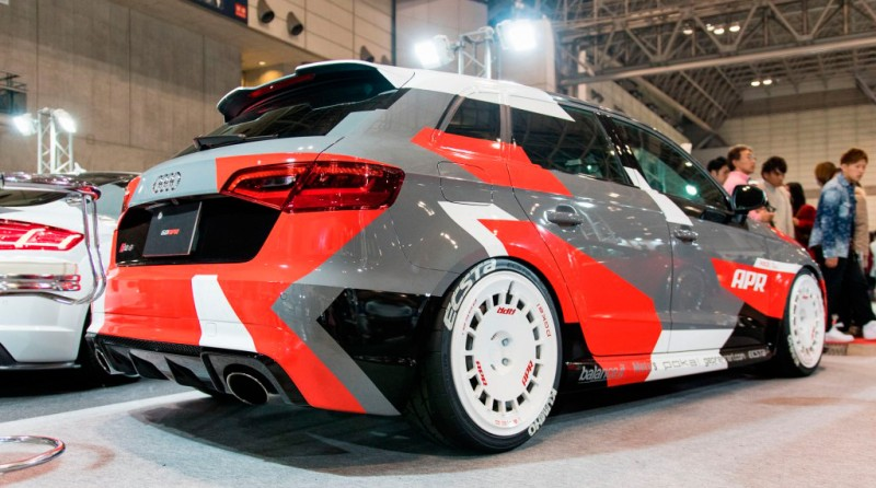 APR Audi S3