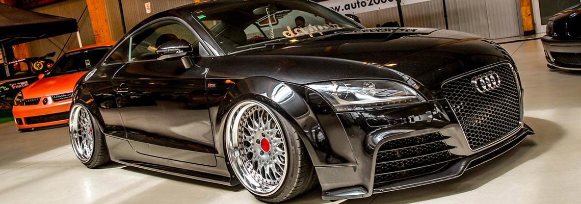 expo salao vez II Audi TT 8j