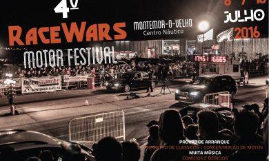 5º - IV RACEWARS - INFORMAÇÕES 1 - CARTAZ
