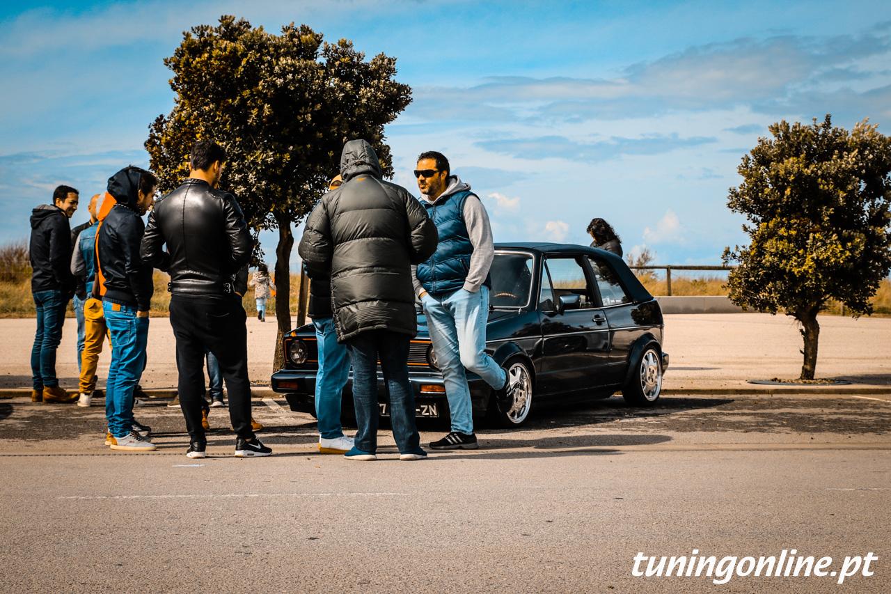 VW Golf mk1 drivers encontro