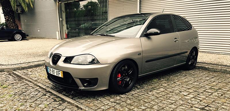 seat Ibiza Xf