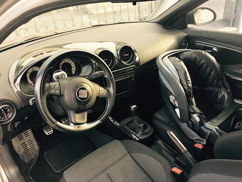Interior Seat Ibiza Xf